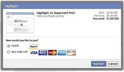 Pour être vu et lu par ses amis sur Facebook, il faudra peut-être bientôt payer | Facebook pour les entreprises | Scoop.it