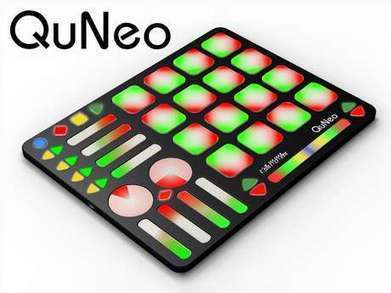 New QuNeo 3D Multi-Touch Portable iPad-Sized Music Controller | Gadgets News | Machinimania | Scoop.it