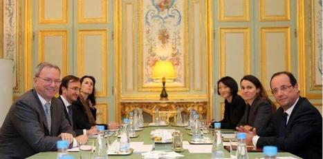 Lex Google: François Hollande menace Google d'une loi | webmarketing seo referencement analytique | Scoop.it