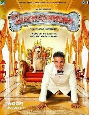Bollywood, Hollywood-Actress, Actors, Movie Wallpapers, Photos: Akshay Kumar Movie: It's Entertainment Movie Official Trailer | Pepsi IPL 7 Schedule, IPL 2014 Squad, IPL Live Video, IPL 7 Point Table | Scoop.it
