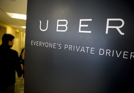 #Uber usage soars among business travelers | ALBERTO CORRERA - QUADRI E DIRIGENTI TURISMO IN ITALIA | Scoop.it