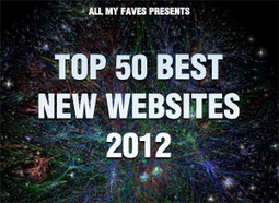 Top 50 Best Websites: What's New In 2012 « All My Faves | Blog | @allmyfaves | Jimmy Vanderheyden | Scoop.it