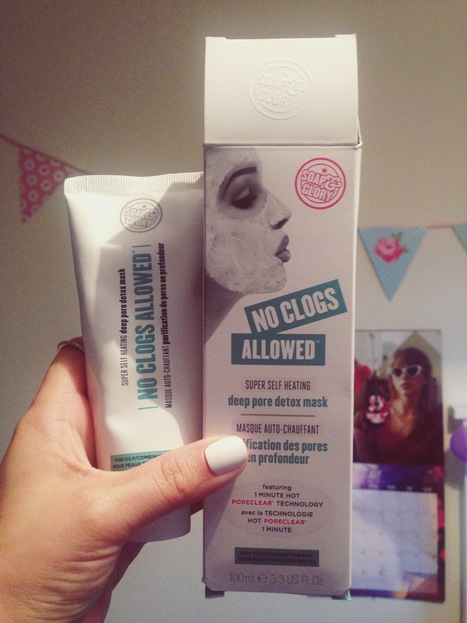 Soap and Glory - No Clogs Allowed | Beauty | Scoop.it