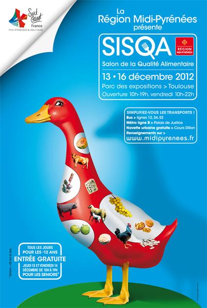 Esprit Foie Gras - SISQA 2012 | Restaurants et produits culinaire toulouse et Gers | Scoop.it