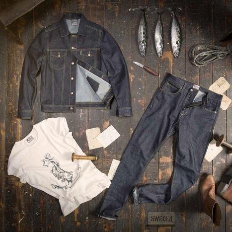 Dr. Denim – Old Jam Fall 2013 Collection | Let It Blue | Scoop.it