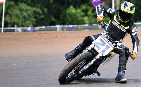 AMA Pro Flat Track stars give thoughts on Troy Bayliss and his five-event stint in America | Ductalk Ducati News | Scoop.it