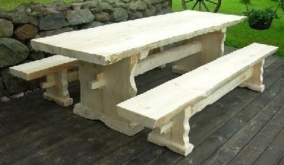 Rustic Wooden Garden Benches in UK   Luxury garden furniture in uk   Scoop.it