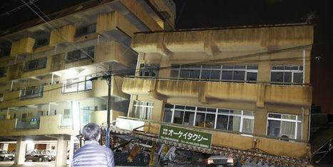 Nouveaux séismes d'importance dans le sud-ouest du Japon | Scoop des Histoires Naturelles | Scoop.it
