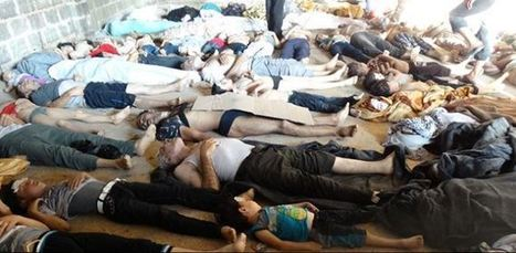 Chemical Catastrophe in Damascus | Saif al Islam | Scoop.it