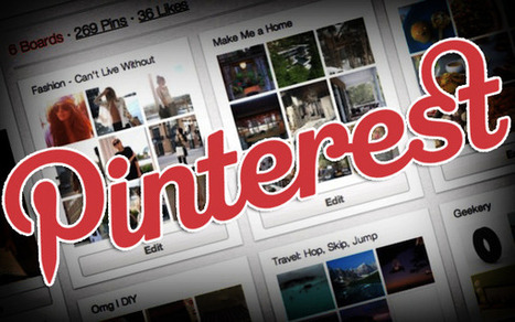 6 Pinterest Tips From Power Users | Social Media Bites! | Scoop.it