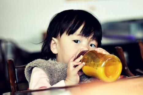 Comment sont nourris nos bébés en 2013 ? L'étude Nutri-Bébé y répond - LJScope | Médias et Santé | Scoop.it
