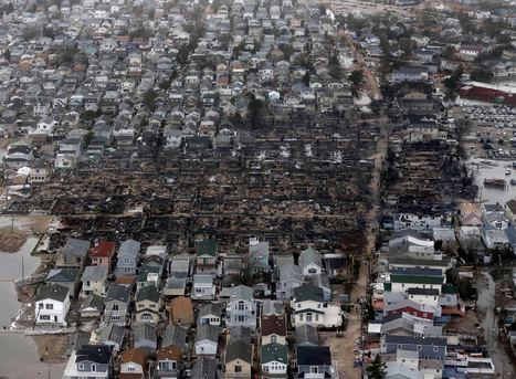 The Aftermath of Hurricane Sandy | population geography | Scoop.it