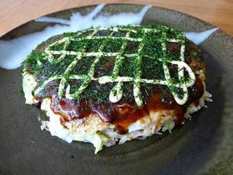 All About Japanese Food: Okonomiyaki   Aller au restaurant   Scoop.it