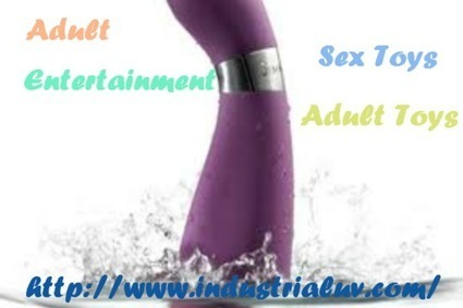 Don't Be Jealous of Sex Toys | adult sex toys | Scoop.it