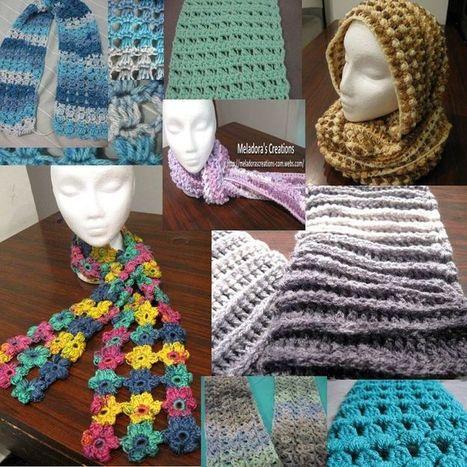 Meladoras Creations Free Crochet Patterns Board | Crochet Crochet Crochet.... | Scoop.it