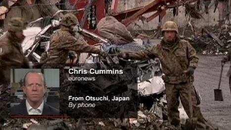 Japon: des survivants d'Otsuchi tentent de remettre de l'ordre | Japan Tsunami | Scoop.it