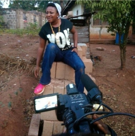 Ini Edo and Funke Akindele show Gangster skills in New movie-Photos | ChachaCorner | Scoop.it