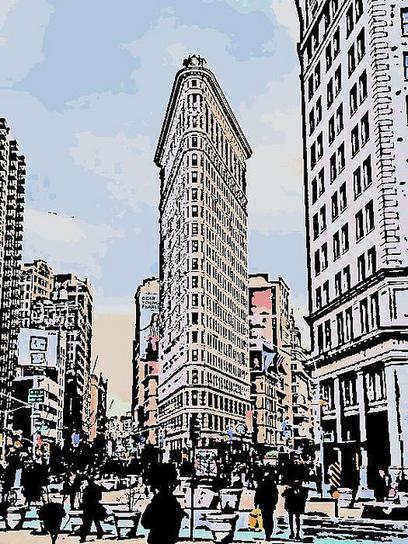 New York City Photo Impressions | Flatiron Art Photo | New York City Photo Impressions | Scoop.it