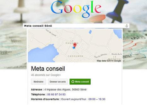 Optimiser l'affichage de votre entreprise dans les SERPs locales de Google | Référencement et visibilité sur Internet | Scoop.it