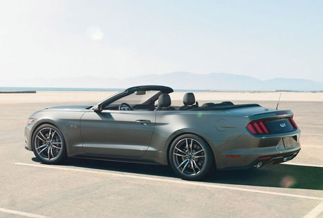 Enjoy This Summer In These 5 Awesome New convertibles For 2014 | My Dream Garage | Scoop.it