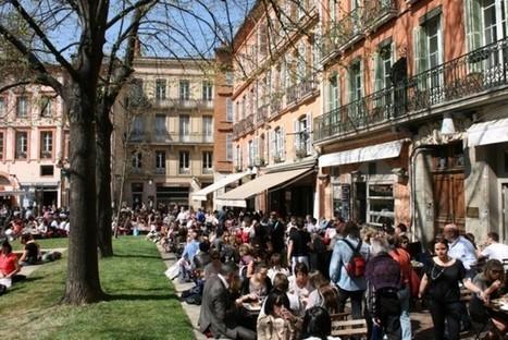 Russie-Pays de Galles : les terrasses du centre-ville fermées dimanche et lundi, à Toulouse | Toulouse La Ville Rose | Scoop.it