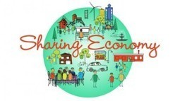 Opportunities in the sharing economy | fiveminutemarketing.com | Montreal | Scoop.it