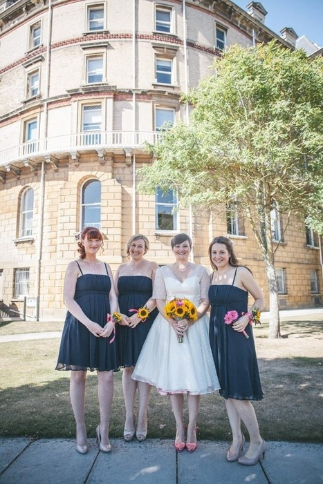 Choosing Bridesmaids & Their Roles | From WWW Real Brides ... | Wedding World | Scoop.it