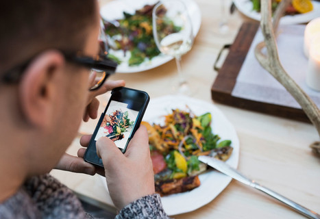 How Instagram Is Transforming Professional Cooking | WIRED | Instagram | Scoop.it