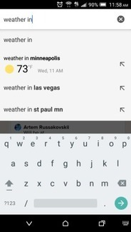 Google Finally Enables Answers In Search Suggestions In Chrome, No More Toggling Flags Required | Education Technology | Scoop.it