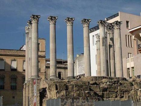 Una investigación sugiere que el templo romano de Córdoba se erigió a los emperadores Vespasiano y Tito   Roma Antigua   Scoop.it