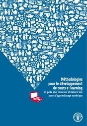 Apprendre à concevoir des cours en ligne | Formation et ruralité | Scoop.it