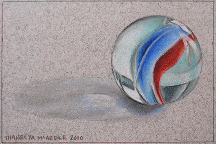 How to Draw a Marble: Step by Step Realistic Drawing Art Lesson | Circolo d'Arti | Scoop.it