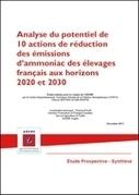 ADEME Etudes - Analyse du potentiel de 10 actions de réduction des émissions d'ammoniac des élevages français aux horizons 2020 et 2030 | Nourrir la planète... autrement | Scoop.it