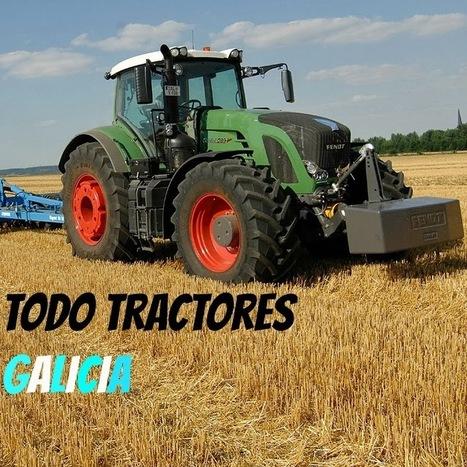 Todo Tractores Galicia | Maquinara Agrícola | Scoop.it