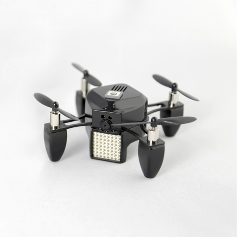 ZANO, a Nano Aerial Drone | Rise of the Drones | Scoop.it