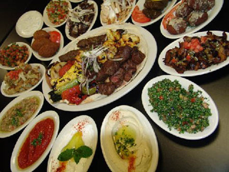 Give Your Taste Buds A New Feel Of Middle Eastern Cuisines | Middle Eastern Cuisine | Scoop.it