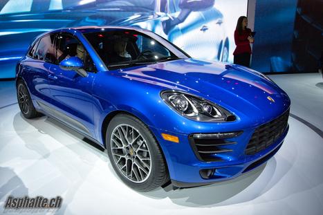Los Angeles 2013 : Porsche Macan - Asphalte.ch | Auto Premium | Scoop.it