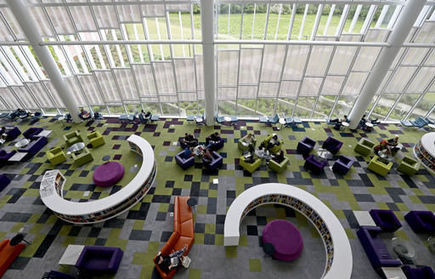 College libraries reinvented for digital age | Library Advocacy | Scoop.it