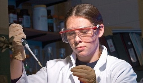 Are Stories the Key to Engaging Girls in Science? | Science Is The Future | Scoop.it