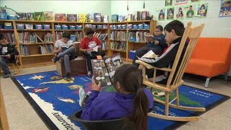 Des livres pour contrer le décrochage scolaire: des effets renversants ! | ICI Radio-Canada | Bibliothèque scolaire | Scoop.it