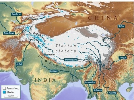 "The world's third-largest area of ice is about to undergo a systematic investigation | ""Tibet is burning"" 