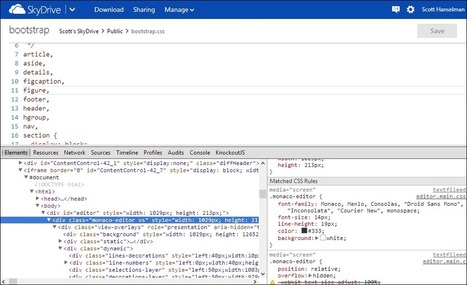 A rich new JavaScript code editor spreading to several Microsoft ... | javascript | Scoop.it