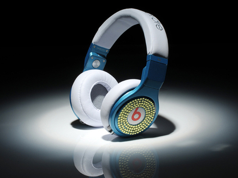Eye-catching Monster Beats By Dr. Dre Pro Diamond High Performance Blue White_hellobeatsdreseller.com | Blue Diamond Beats By Dre_hellobeatsdreseller.com | Scoop.it