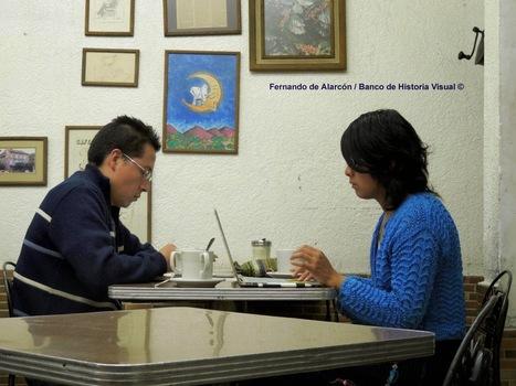Banco de Historia Visual ©: Café en Gaby´s.   Historia de la Educación y la Pedagogía   Scoop.it