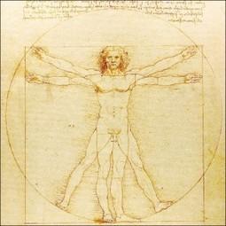 L'homme de Vitruve | La question du latin | Mundo Clásico | Scoop.it