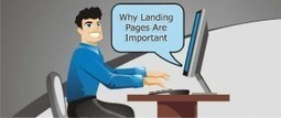 Why Landing Pages Are Important For Your Business | ClickCabin | Click Cabin Affiliate network | Scoop.it