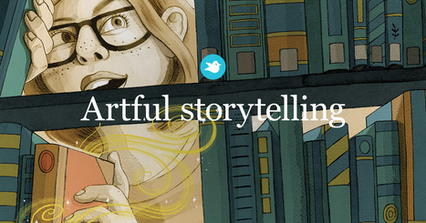 Storybird - Artful Storytelling | Creative and digital writing | Scoop.it