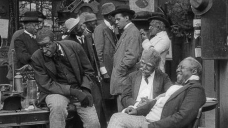 Rare Silent Film With Black Cast Makes A Century-Late Debut - NPR (blog)   Books, Photo, Video and Film   Scoop.it