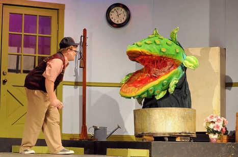 Review: Columbian's 'Little Shop' offers pre-Halloween treat - cjonline.com | OffStage | Scoop.it