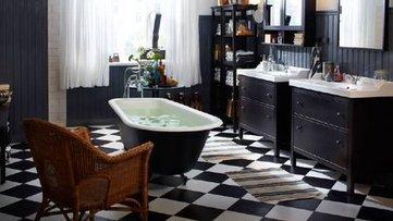 lino damier pas cher. Black Bedroom Furniture Sets. Home Design Ideas